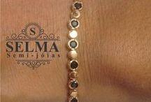PULSEIRAS / Semi-jóias da mais alta qualidade. Acessórios de luxo, nos segmentos dia-a-dia, festa e noivas.