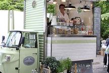Hanna's Food Cart Idea