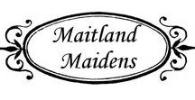 Maitland Maidens Series / Meet the eligible ladies of the Maitland family and their unconventional heroes...