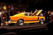 Boss 302 Mustangs / All 1969-70 and 2012-13 Boss 302's