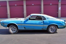 Mustangs needing TLC / Some of Ford's finest needing some TLC