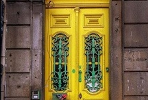 Doors with Panache / by Leslie Jo