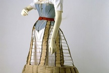 HiLiCoN / The collection of HiLiCoN contains antique shaping underwear like corsets, crinolines, bustles and bosom pads.