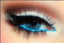 vanity fashionista / make-up ideas , tips / by Adrenaline Rush