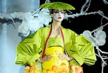 Oriental, Geisha