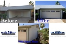 Before & After / View Before & After Pictures of the Door Services We Provide!!