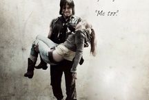 The Walking Dead / The best tv show of all time!  / by Erin