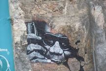 street art / ce que j'ai vu ce que j'aurais aimé voir / by sylvie lemaistre