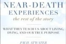 Near Death Experience Media available / this is just a collection of books and information I recommend to people who are looking for more information about the Near Death Experience.