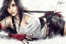 * Fantasy - Gals / drawning inspirations: girls