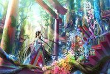 *Fantasy -  Scenery