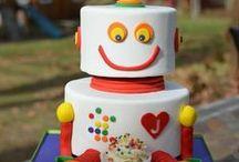 Robot Party Ideas!!