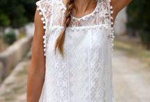 White Dresses +++ / Femme Fatale / by Tenley