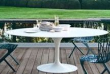 Outdoor time / Empieza la temporada de mobiliario para exterior 2014. Sugerencias para disfrutar del aire libre y de los mejores momentos para relajarte