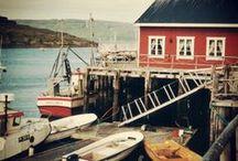 Norvège / A la découvert des paysages de la Norvège, ses fjords, ses montagnes, ses parcs nationaux et ses starvkirkes.