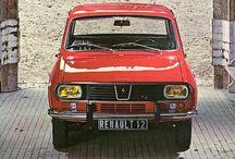Renault 12 / Renault 12 cars