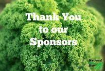 Kale Day Sponsors