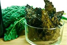 Snack Attack: Kale Chips and More! / Kale chips are an amazing way to introduce kale to your kids! Kids can't get enough of kale chips (and neither can we)!