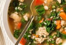 """""""Soup""""erfood!: Kale Soup / Kale tastes great in soups, stews and chilli!"""