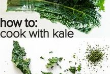 Cooking With Kale: Tips and Tricks! / Enjoy some tips and tricks for cooking and preparing kale!
