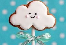 CLOUDS / Adorable cloud things.