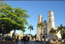 Valladolid (Mexique) / Découvrez la charmante ville coloniale de Valladolid dans le Yucatán au Mexique