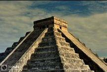 Chichen Itza (Mexique) / Découvrez les photos du célèbres site archéologique de Chichen Itza dans la Péninsule du Yucatán au Mexique
