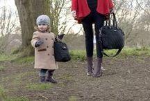 Diaper Bags - Τσάντες μεταφοράς / Τώρα η τσάντα μεταφοράς με τα απαραίτητα του μωρού σας δεν χρειάζεται να υστερεί καθόλου σε στυλ & ποιότητα από την αγαπημένη σας καθημερινή τσάντα. #fashion
