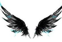 anioły i skrzydła