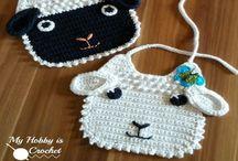 Crochet baby etc.