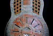 Resonator guitars & co