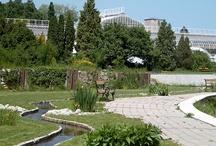 Záhrady,parky - Slovenská republika