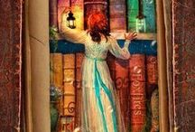 A Room Without Books........is like a person without a soul / by Bonnie Kern