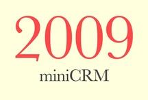 Vintage miniCRM 2009 / Cofamy się dzisiaj do 2009 roku, kiedy to postawiliśmy pierwszą wersję miniCRM :) Jest Vintage ;) #vintage #crm #softwareonline