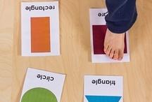 Preschool Ideas / Ways to keep those little ones busy.