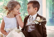 Flower Girls and Ring Bearers