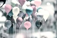 Bubbles and Baloons / My love for Bubbles and Balloons - Rainbows and Lollipops :-) Happiness and Peace!