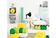 LEGO - Inredning & Förvaring / LEGO - Inredning & Förvaring - DanskDesign.nu