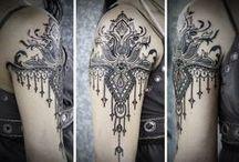 Body Modification(tattoos,piercings etc.) / by Ekin Karakaya