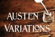 Austen Variations / We are excited to announce the launch of our unique new site: Austen Variations – A Place for Writers and Readers to Connect / by Austen Variations