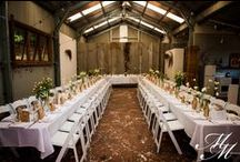 Rustic Country Weddings / From clearing out the barn and redecorating through to an outdoor reception overlooking the green fields. / by myoneevent