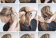 Bongo hair styles / Los peinados más hot en Pinterest