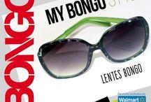 Bongo Accesorios / Lentes ya de venta en Walmart México. Los demás accesorios estarán a la venta próximamente.