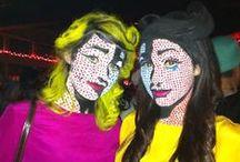 Halloween / Urodowe pomysły na Hallloween
