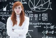 WOMEN in STEM / Inspiring stories about women in Science, Technology, Engineering and Mathematics