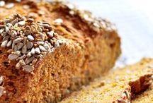 Brot und herzhafte Leckerbissen