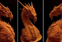 Dragon...Phoenix / by Suzy Shirley