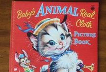 vintage kids books