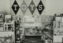 vintage toys / collectibles