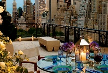 Urban Oasis in the sky / by Urban Accents NY